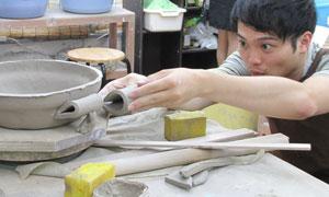 2時間で手作りできる、とっておきの土鍋作り体験